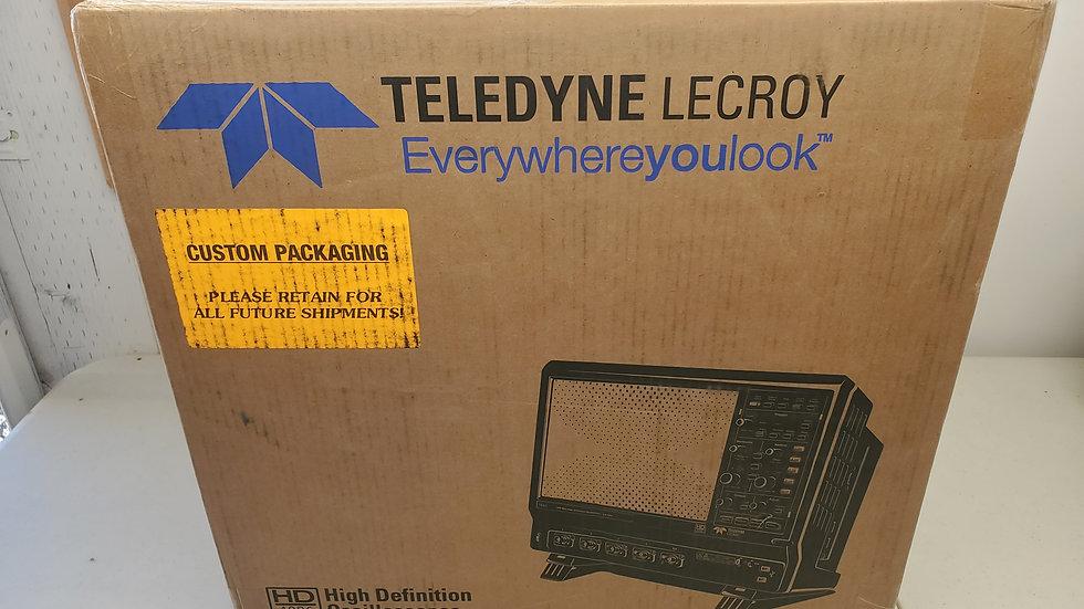 Teledyne LeCroy HDO4024A Excellent Oscilloscope HD4096 & 2 PP026 Probes, Cal!