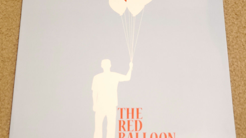 The Apprentice Album The Red Balloon Vinyl Record Sealed!