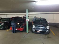 Parking - Freienhof