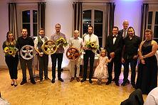 l.n.r: Pl. 2 Brouwer-Gfeller/Pl. 1 Riedle-Müller/Pl. 3 Schmid-Staub/Hänni-Büschi-Bühler-Seifriz