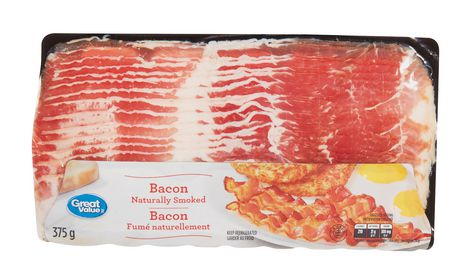 Great Value Bacon
