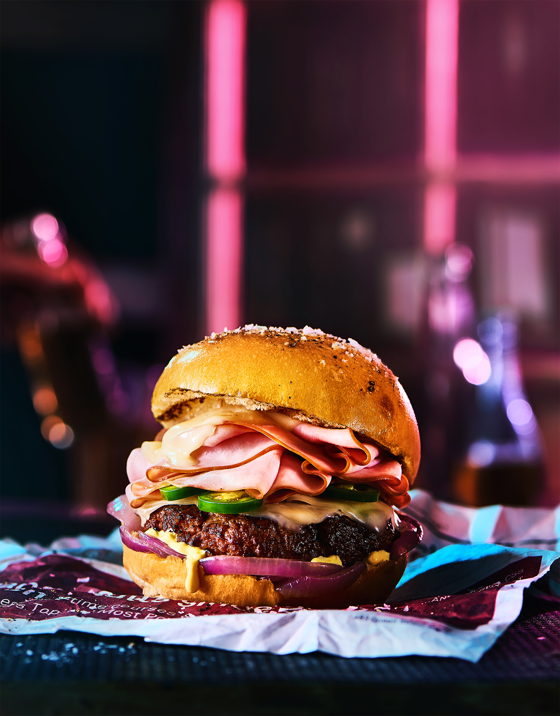 nightlife burger