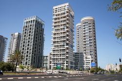 Tsameret Towers Tel Aviv