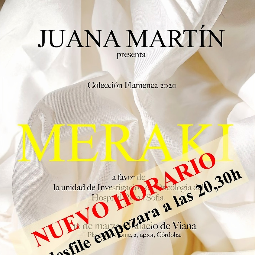 Desfile moda Flamenca Juana Martin 2020