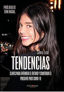 Portada del libro Tendencias de Silvia Leal