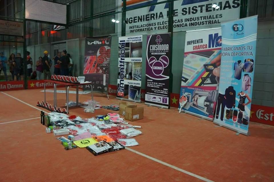 campeonato en play Córdoba