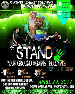 Stand Your Ground Against Bullying