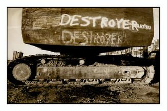 Arme de destruction massive