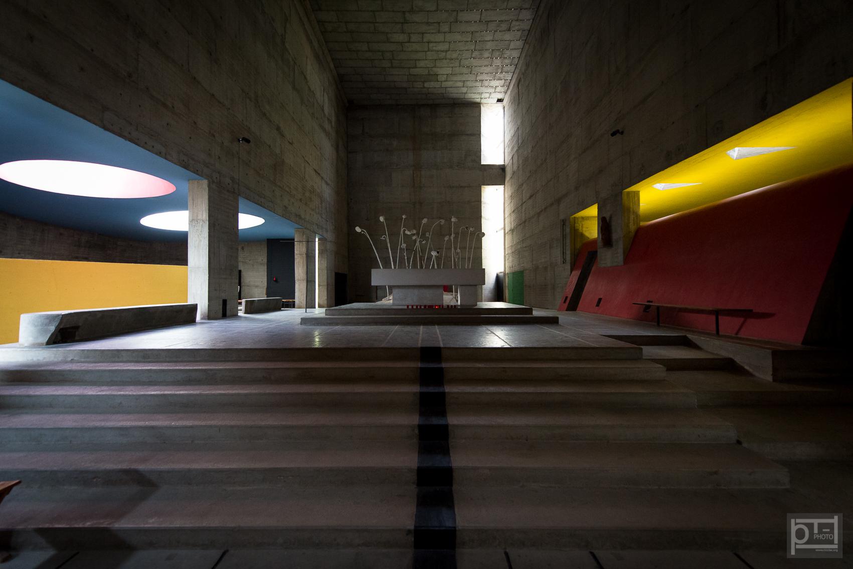 Convent de la Tourette, Eveux (69)