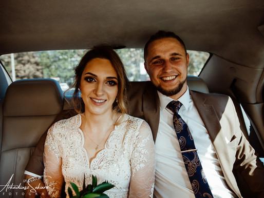 Ślub + Wesele ❤️Ania & Adrian❤️