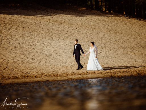 Przygotowania do ślubu + Ślub + Wesele + Plener ❤️Ola i Przemek❤️