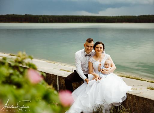 Przygotowania do ślubu + Ślub + Wesele + Poprawiny + Plener Ślubny ❤️Ewelina & Łukasz❤️