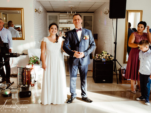 Przygotowania + Ślub + Wesele ❤️Paulina & Emil❤️