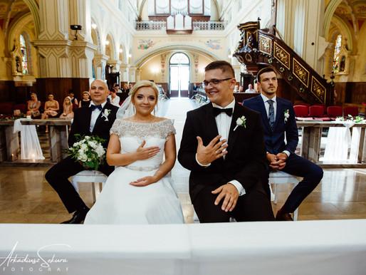 Przygotowania do ślubu + Ślub + Wesele  ❤️Magda & Piotr❤️