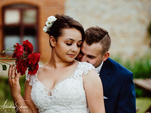Przygotowania do ślubu + Ślub + Wesele + Plener Ślubny ❤️Justyna & Paweł❤️
