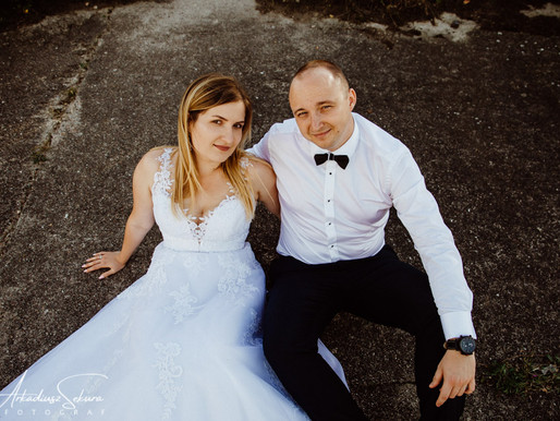 Przygotowania do ślubu + Ślub + Wesele + Poprawiny + Plener ❤️Kasia & Dominik❤️