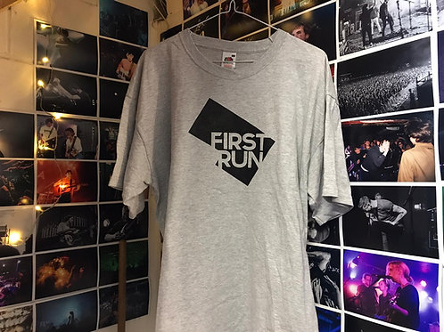 Grey First Run T-shirt