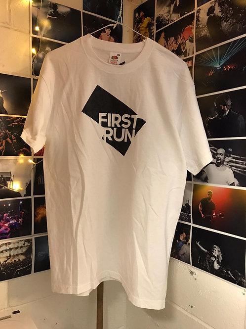White First Run T-shirt