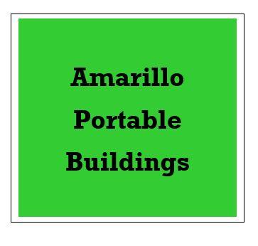 premier portable buildings amarillo