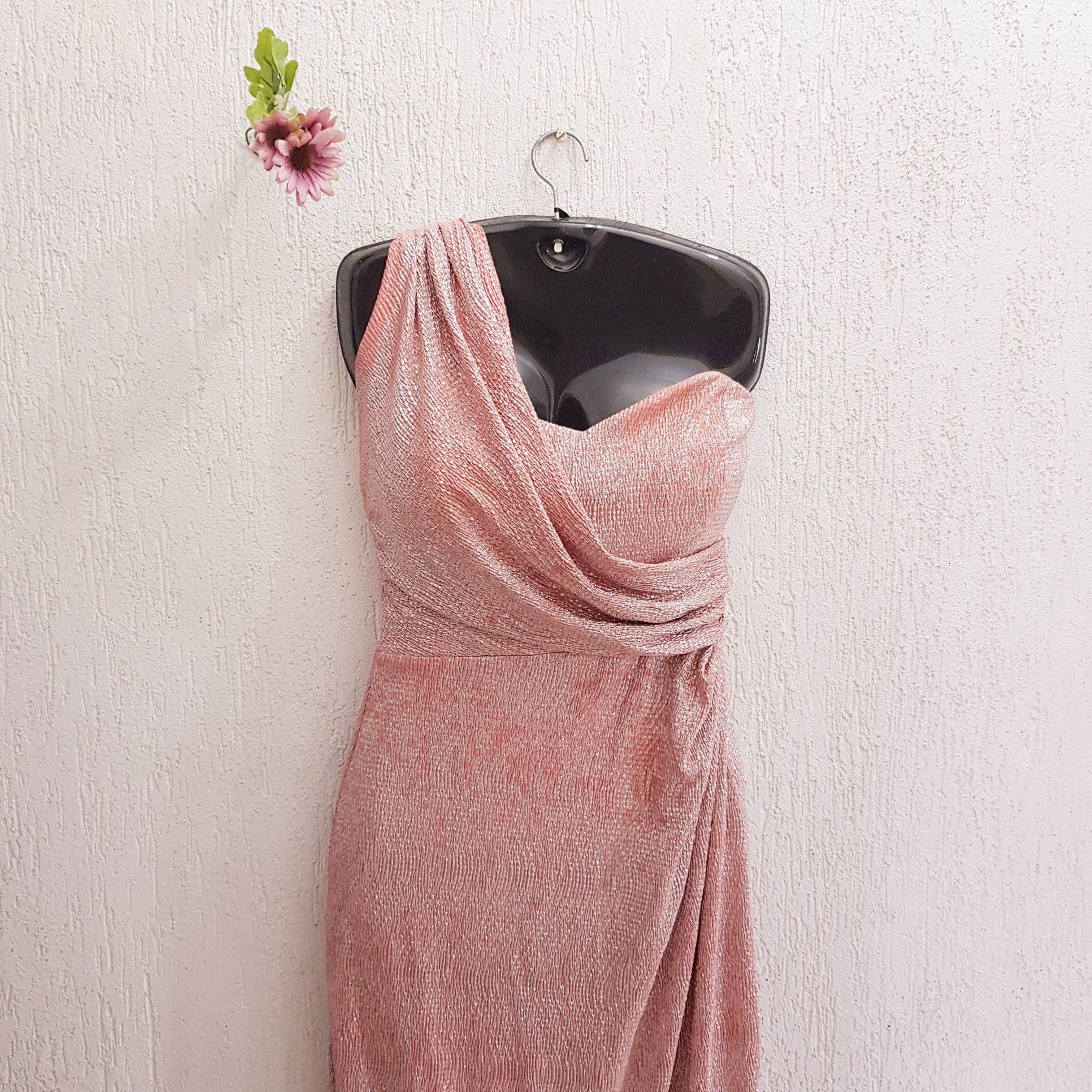 Vestido Rose Gold