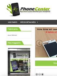 PhoneCenter - Réparation smartphones Genève