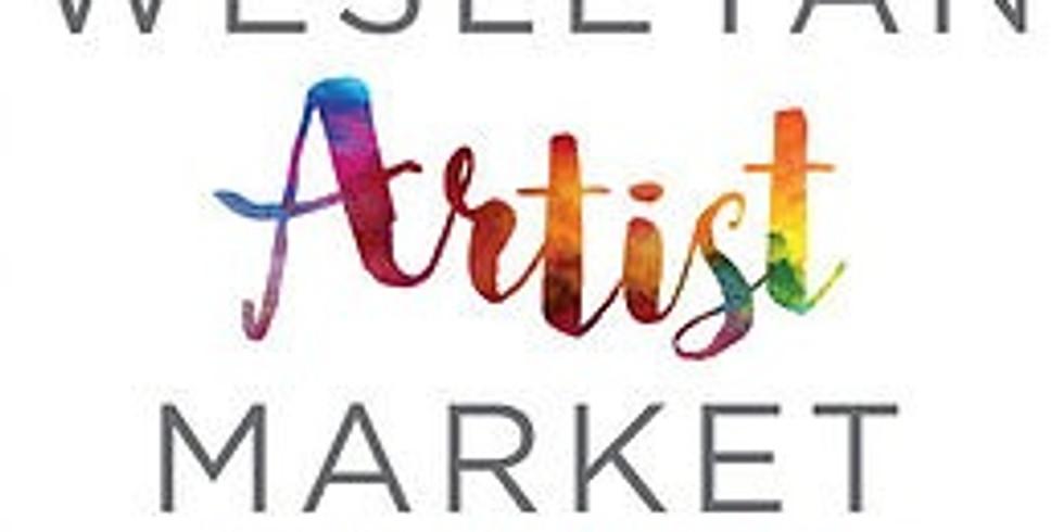 Wesleyan Artist Market in Atlanta