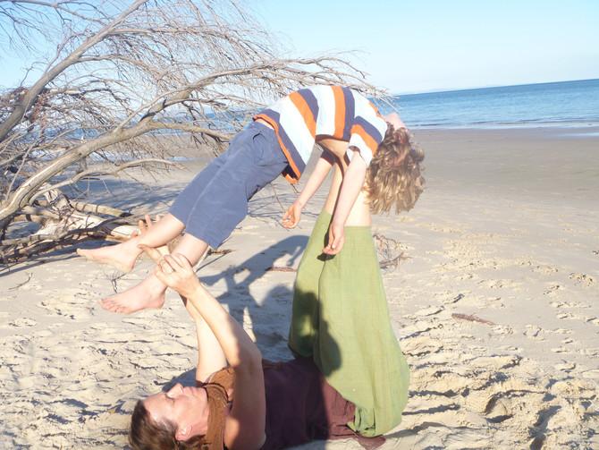 Life's a Balancing Act
