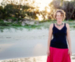 Beks Thompson, health, personal development and yoga on bribie island