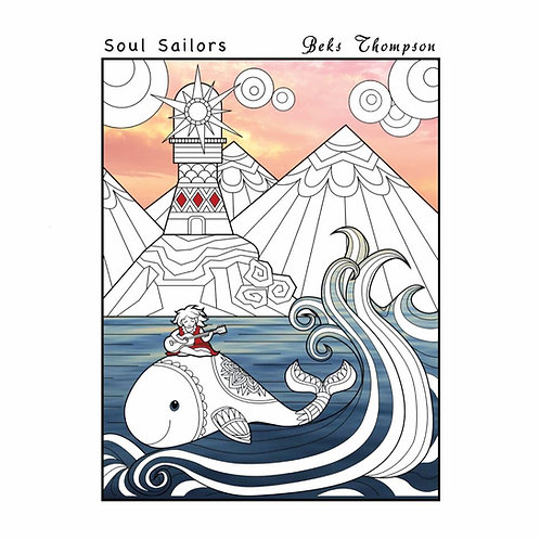 Soul Sailors CD : music to uplift, nurture and inpsire