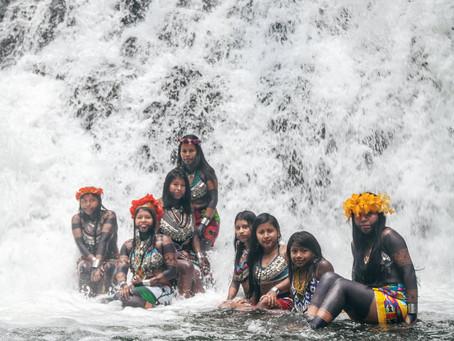 Sabías que ya puedes visitar las comunidades indígenas Embera en el 2020 .