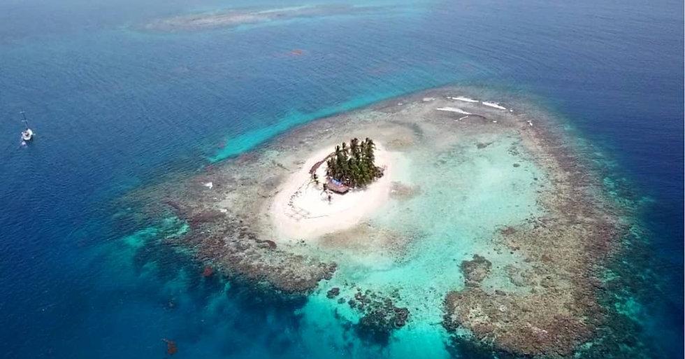 Tour de Playa a las Islas de San Blas
