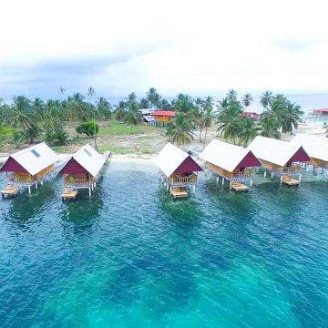 Abono- Cabañas en Isla Wailidub San Blas