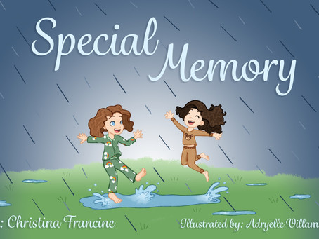 Media Release - Special Memory, picture book Lessens Children's Anxiety