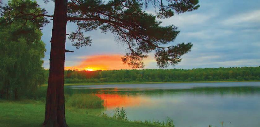Озеро Данилово – Вселенский банк памяти