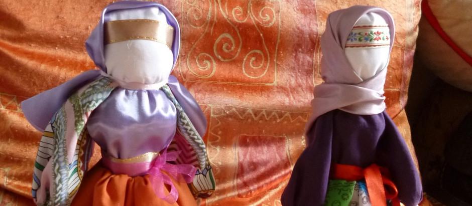 Славянская кукла-оберег. Зачем она?