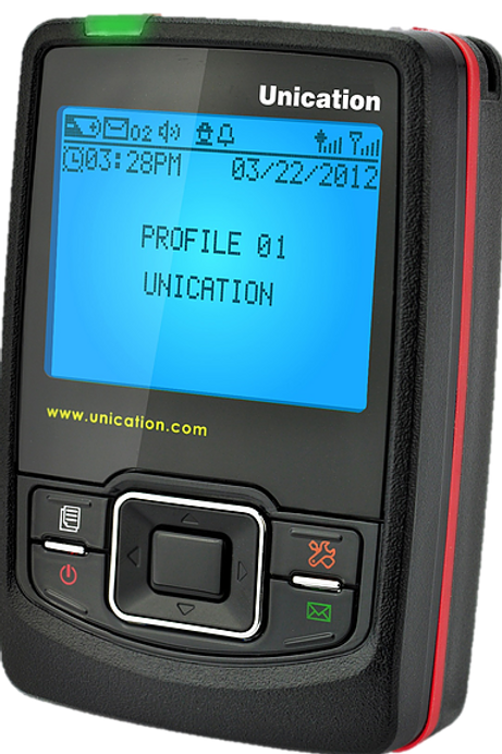 E3 Rugged Pager