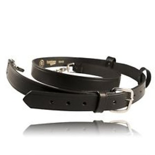 "NYFD Leather strap 63 -69"" X Long"