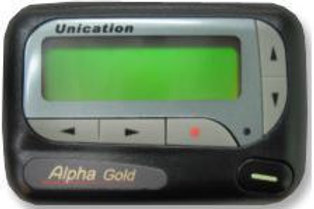 Unification Alpha Pager
