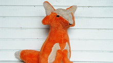 Our Own Clever Fox Stuffed Toy