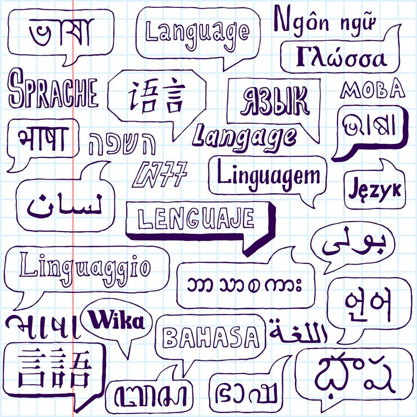 Languagesdoodles