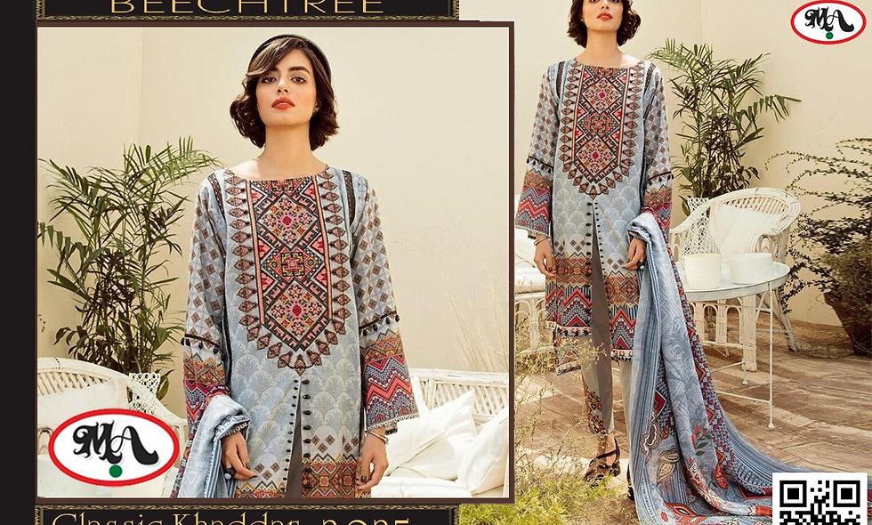 Classic Khaddar Wool Shawl  8 suit in one box