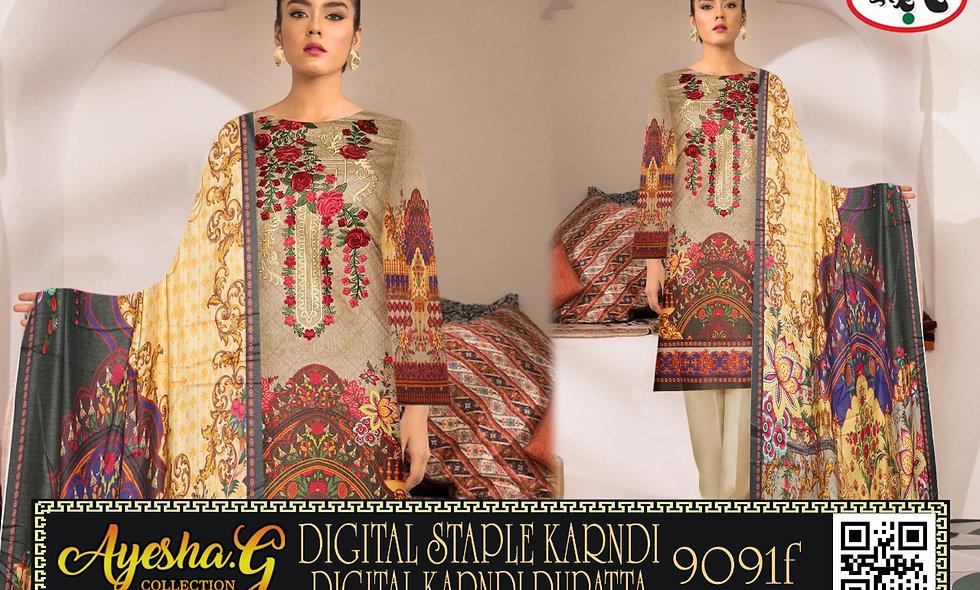 Digital karandi D9091A 5 suit in 1 box