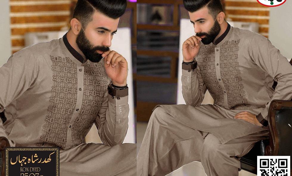 Khaddar Shahjahan 5 suit one Box