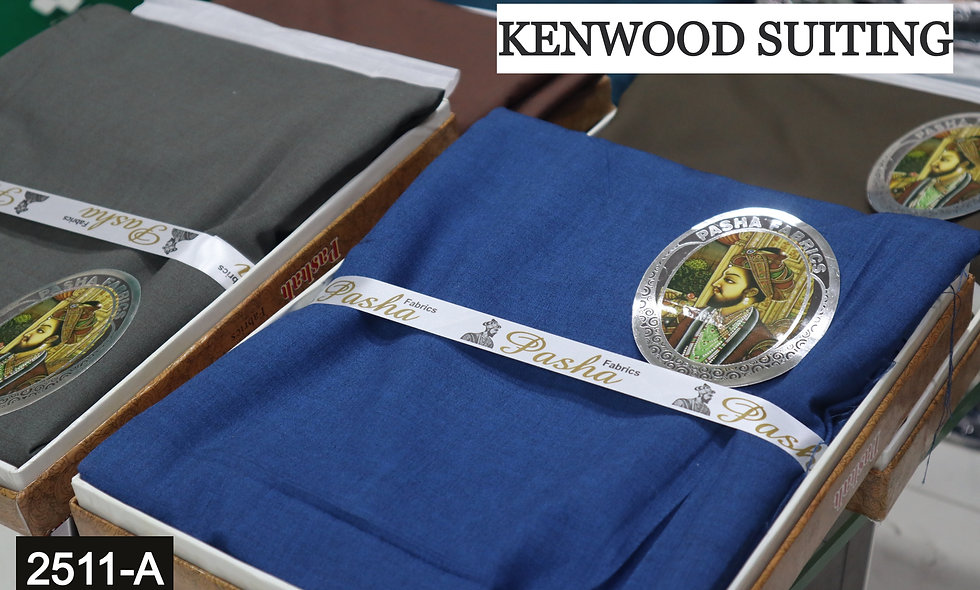 KENWOOD Suiting gents