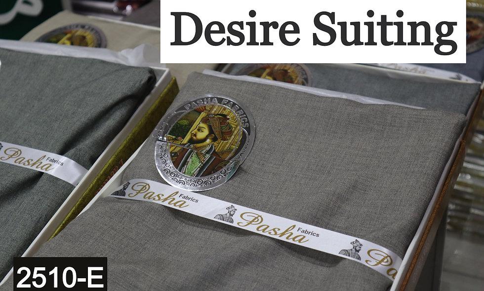 Desire Suiting Gents volume #2510-E