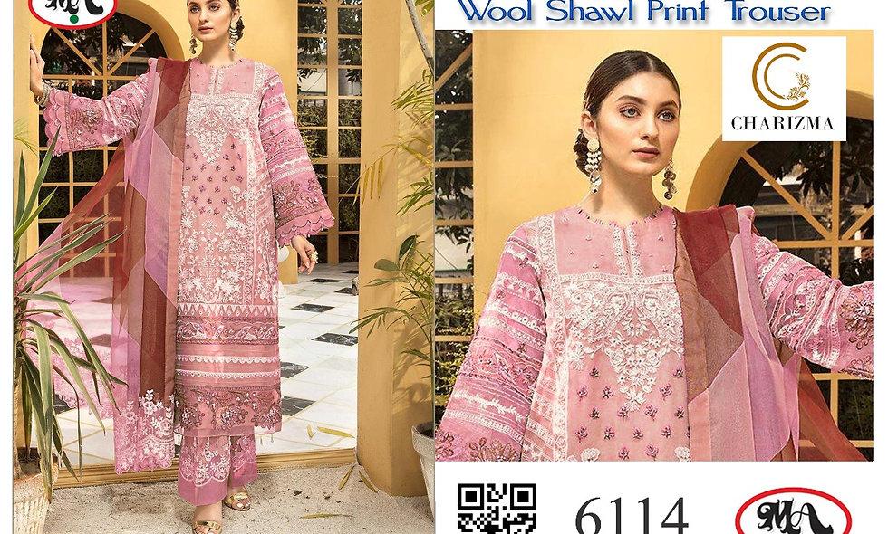 Classic Linen Wool Shawl  volume #9536 6 suit 1 box