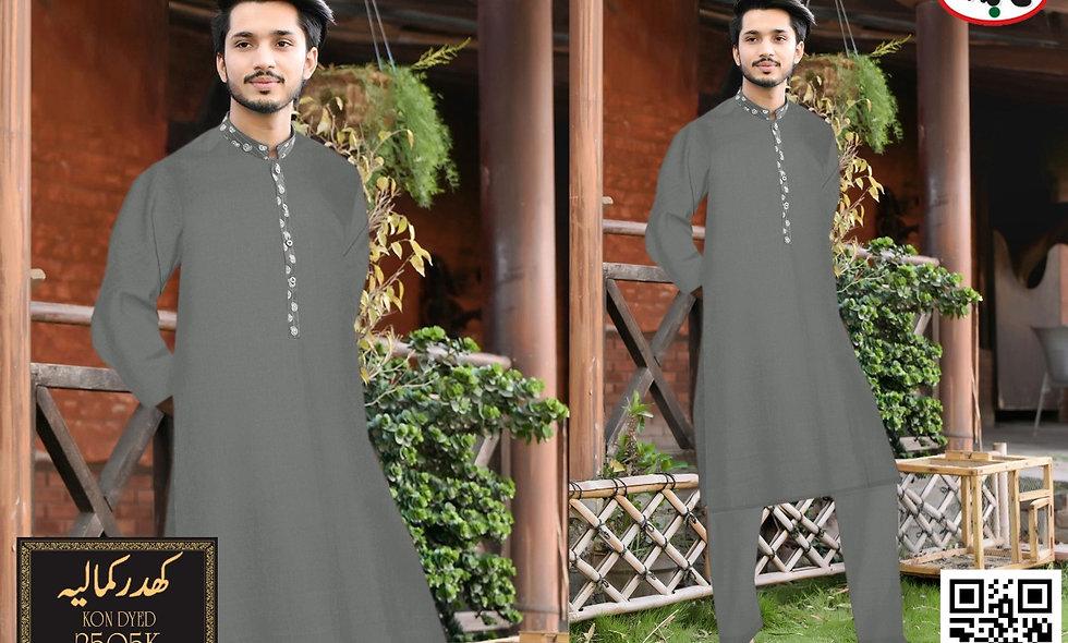 khaddar kamalia 5 suit in one box