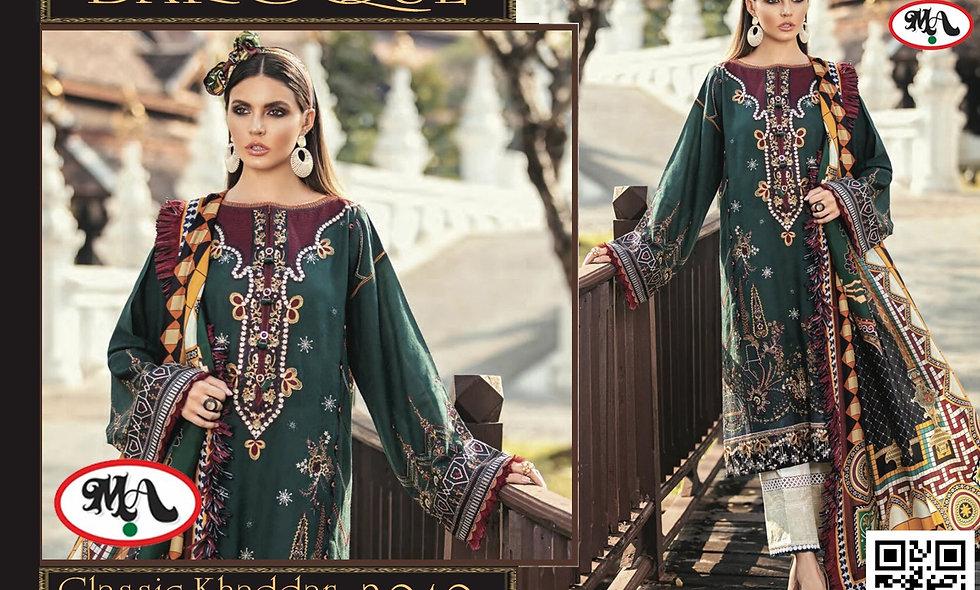 Special Kaddar With Wool Shawl