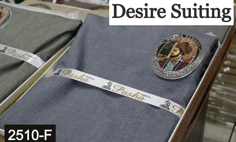 Desire Suiting Gents volume #2510-F