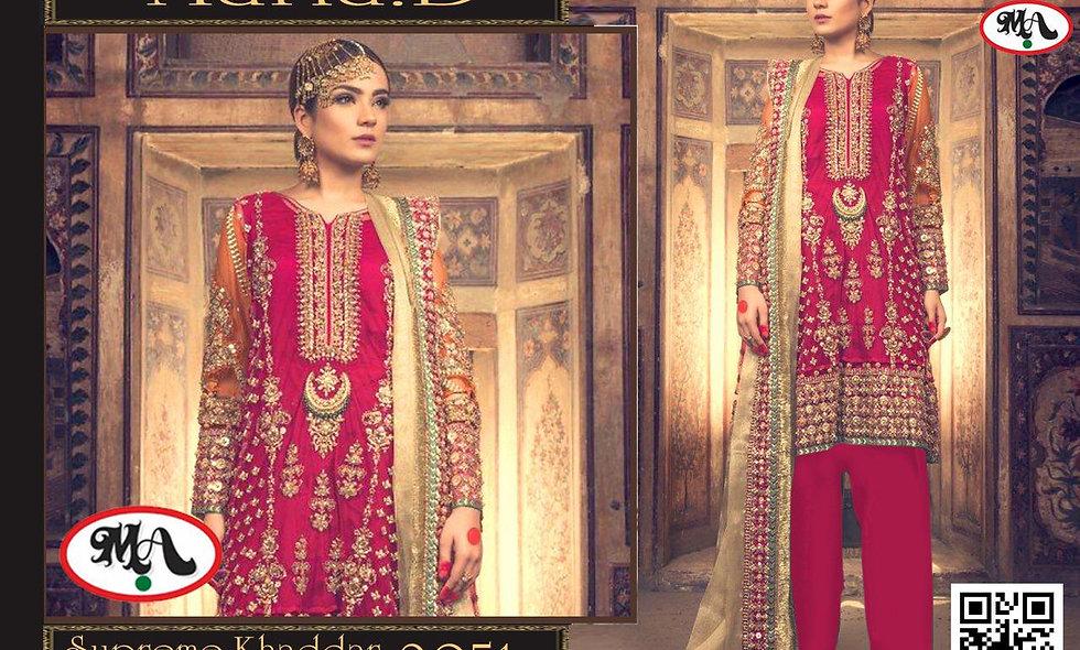 Supreme Khaddar With Wool Shawl  10 suits 1 box